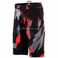 100% Airmatic Camo Baggy MTB Shorts