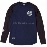 BLB Long Sleeve Casual Raglan T-Shirt