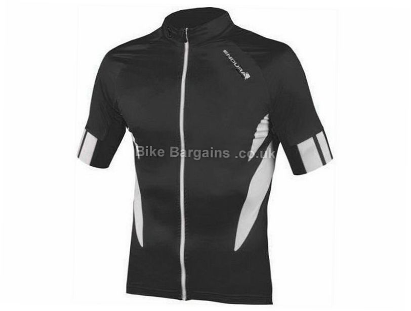 Endura FS260 Pro Jetstream Short Sleeve Jersey 2017 M,L,XL,XXL, Black