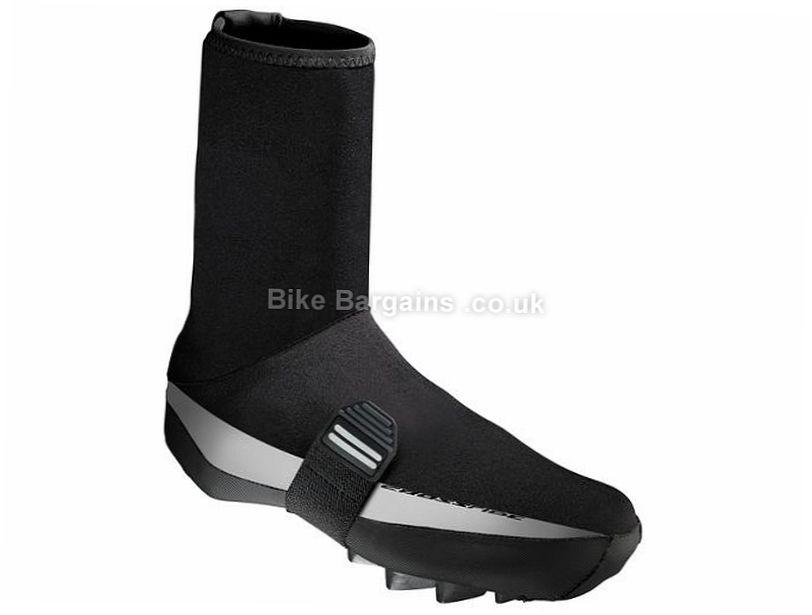 Mavic Crossride H2O MTB Overshoes 2016 S, Black, 3mm Neoprene