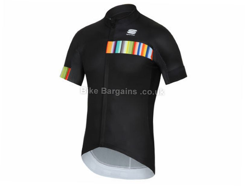 Sportful Rainbow BodyFit Ltd Short Sleeve Jersey was sold for £32 ... e05f433fb