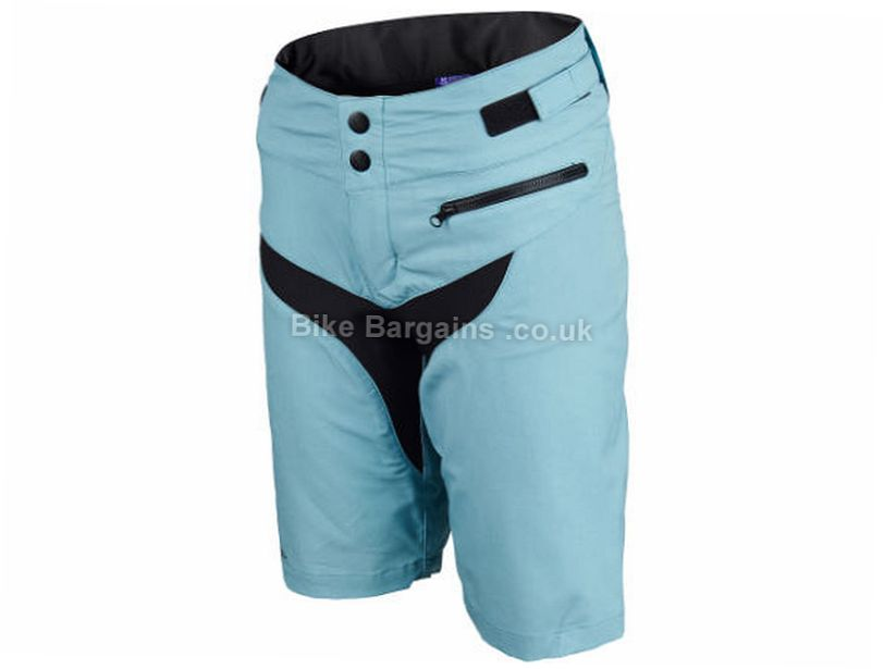 Troy Lee Designs Ladies Skyline Shell Shorts XL, Green, Brown