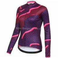 dhb Blok Ladies Strata Thermal Long Sleeve Jersey 2017