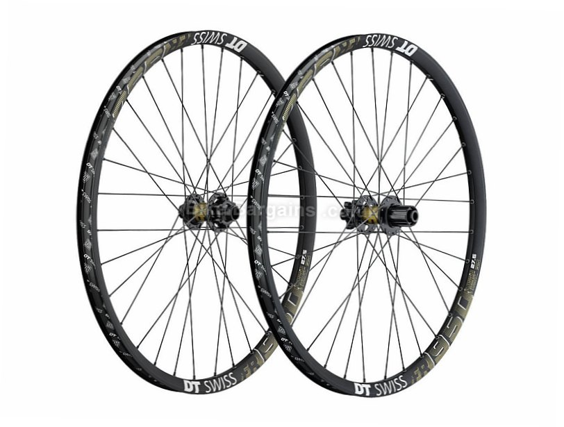 DT Swiss FR 1950 Classic 27 5 Downhill MTB Wheels was sold for £550