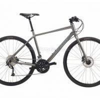 Kona Dew Deluxe Sports Disc Alloy Hybrid City Bike 2016