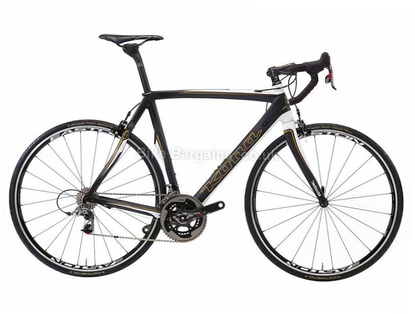 Kona Red Zone Carbon Road Bike 2013 49cm, 56cm, 61cm, Black, White, 700c, 20 Speed