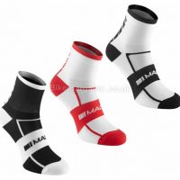 Madison Sportive Mid Socks 2 Pack 2017