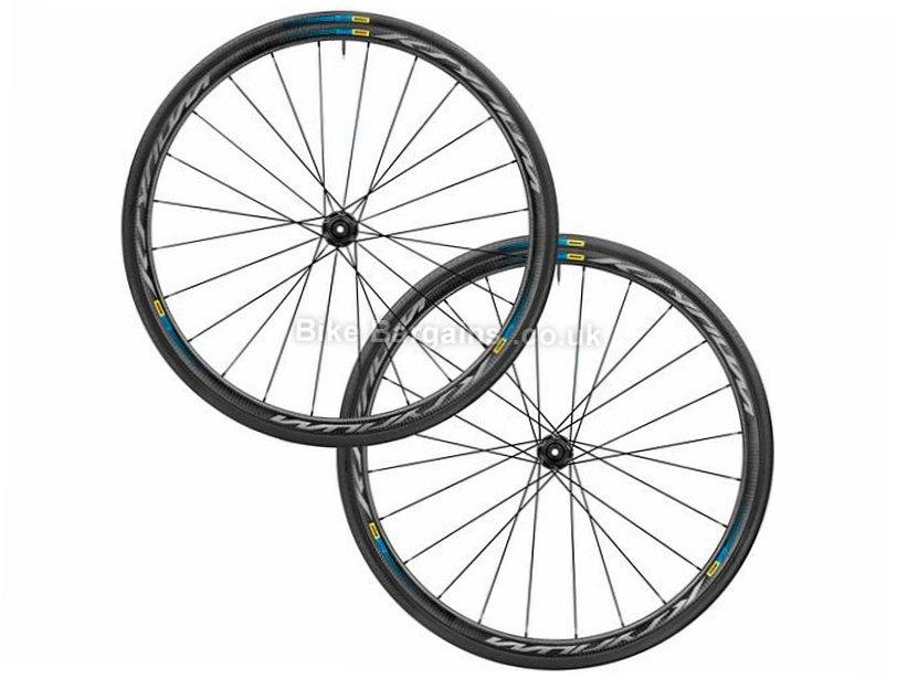 Mavic ksyrium pro carbon disc haute route wheels 800 was for Haute wheels
