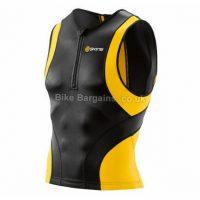 Skins Compression Sleeveless Triathlon Jersey