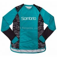 Sombrio Ladies Burst MTB Long Sleeve Jersey 2016