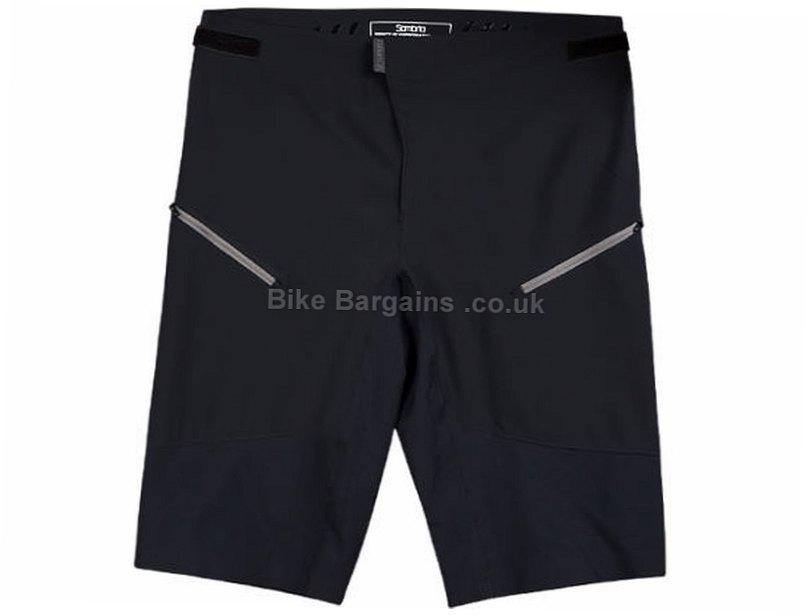 Sombrio Pursuit Baggy MTB Shorts 2017 XS,S,M,L,XL, Red