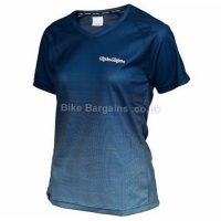 Troy Lee Designs Ladies Skyline Dissolve MTB Short Sleeve Jersey