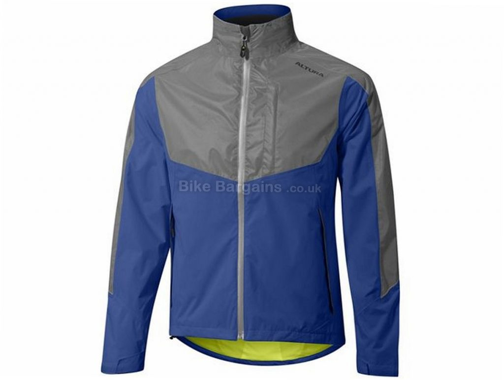 Altura Nightvision Evo 3 Waterproof Jacket S,M, Black, Yellow, Red, Men's, Long Sleeve