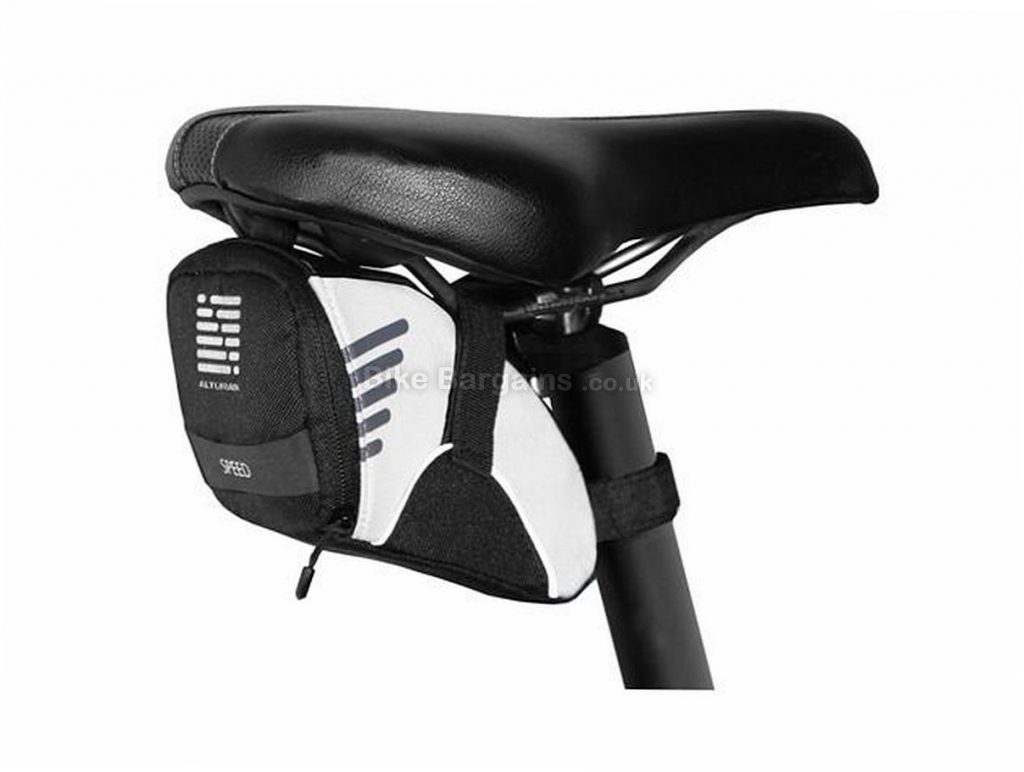 Altura Speed Saddle Bag S, Black, 0.25 Litres, 60g