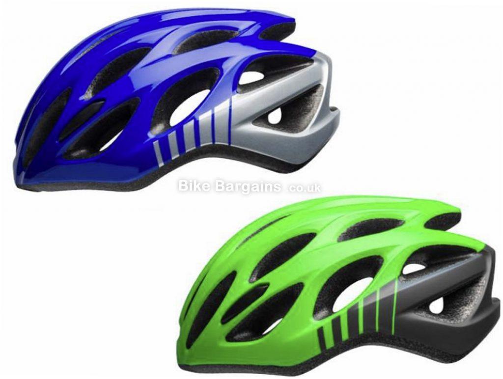 Bell Draft Road Helmet M, Grey, Black, Silver, 273g, 25 vents