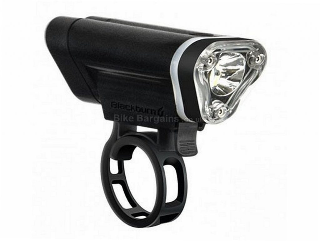 Blackburn Local 50 Front Light Black, 50 Lumens, AA Batteries