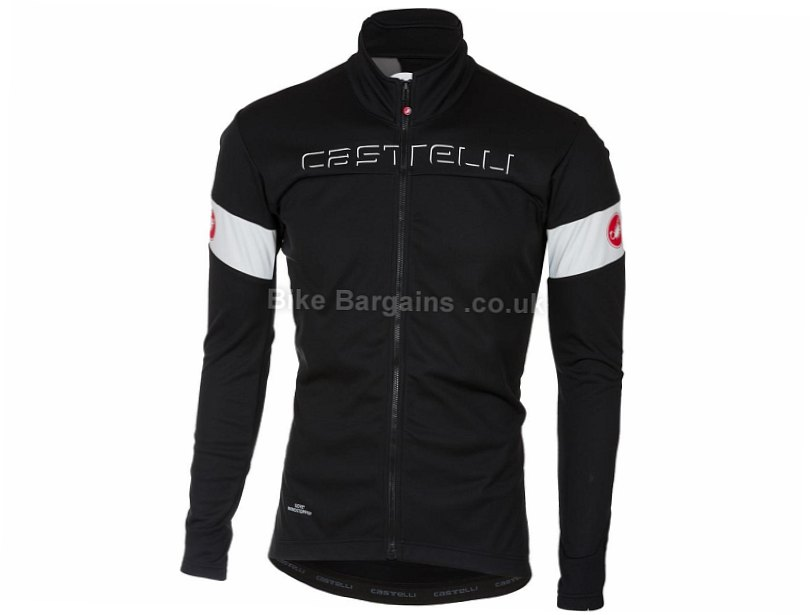 Castelli Transition Jacket 2017 S,M,L,Black - XL is extra, Blue, Men's, Long Sleeve