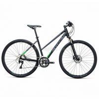 Cube Cross Trapeze Alloy City Bike 2017