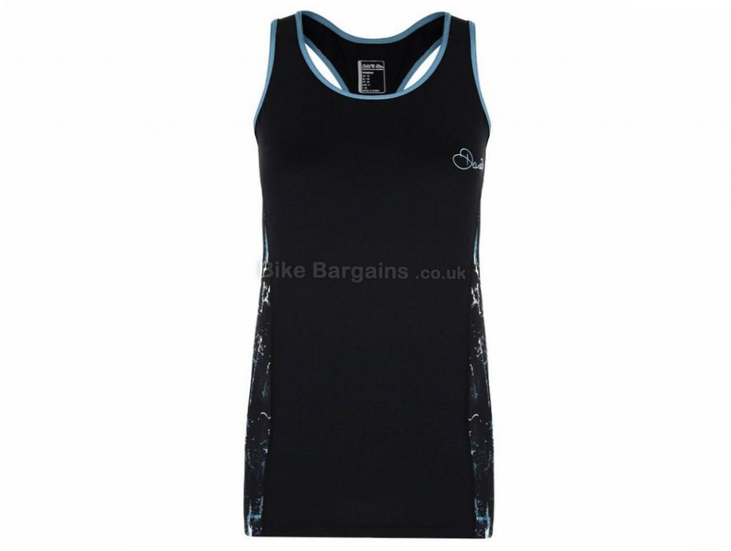 Dare 2b Inflexion Ladies Sleeveless Jersey 16,18, Grey
