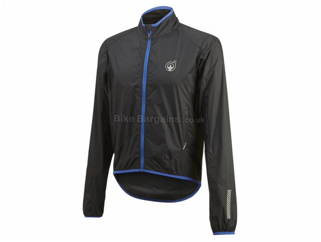 Ribble Windbreaker Lightweight Jacket XL - S,M,L,XXL are extra, Black, Men's, Long Sleeve