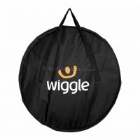 Wiggle Logo Bike Wheel Bag