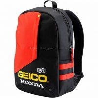 100% Geico Honda Haversack Backpack