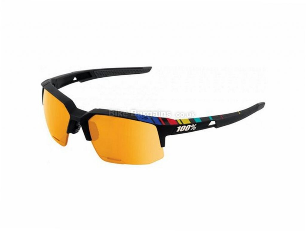81bd8bda979 100% SpeedCoupe Sagan Limited Edition Sunglasses was sold for £68 ...
