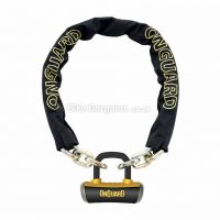 OnGuard Mastiff 180cm Chain Lock with Mini Boxer Shackle