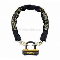 OnGuard Mastiff 180cm Chain Lock with Mini Boxer Shackle