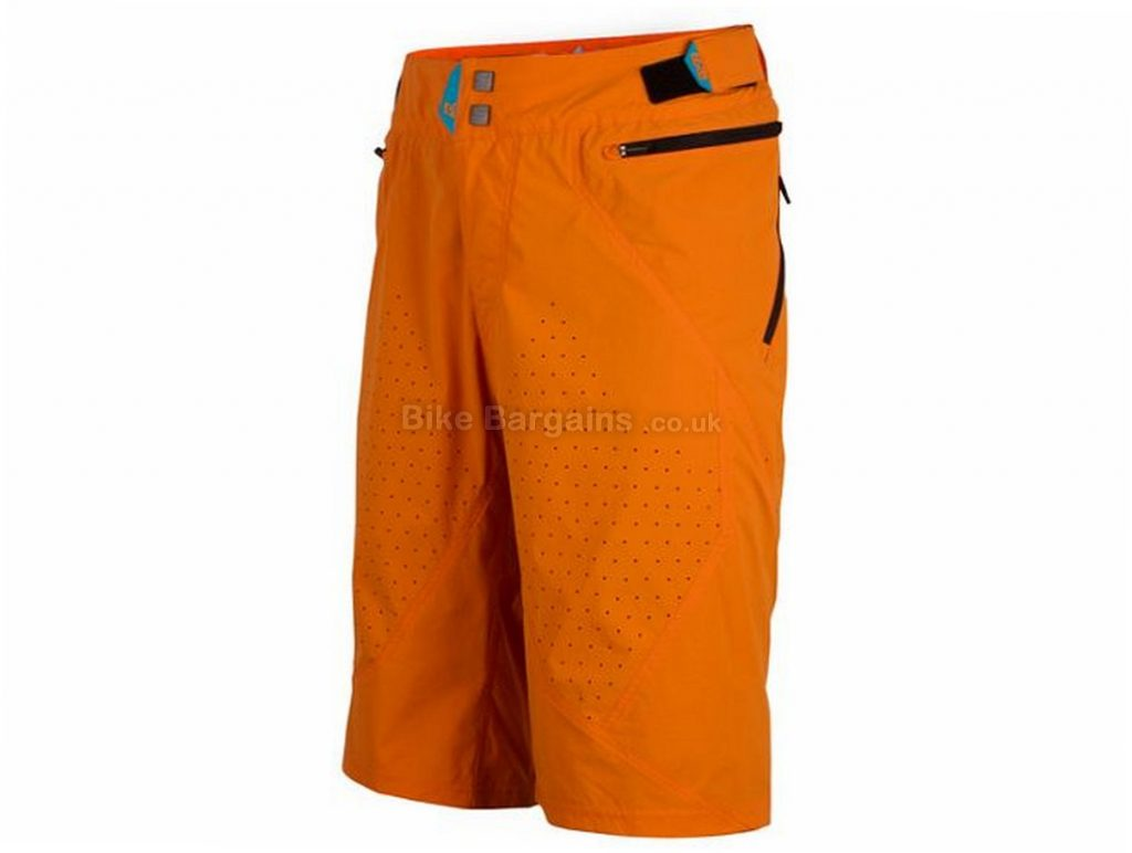 Royal Impact Baggy Shorts 2018 L, Yellow, Baggy