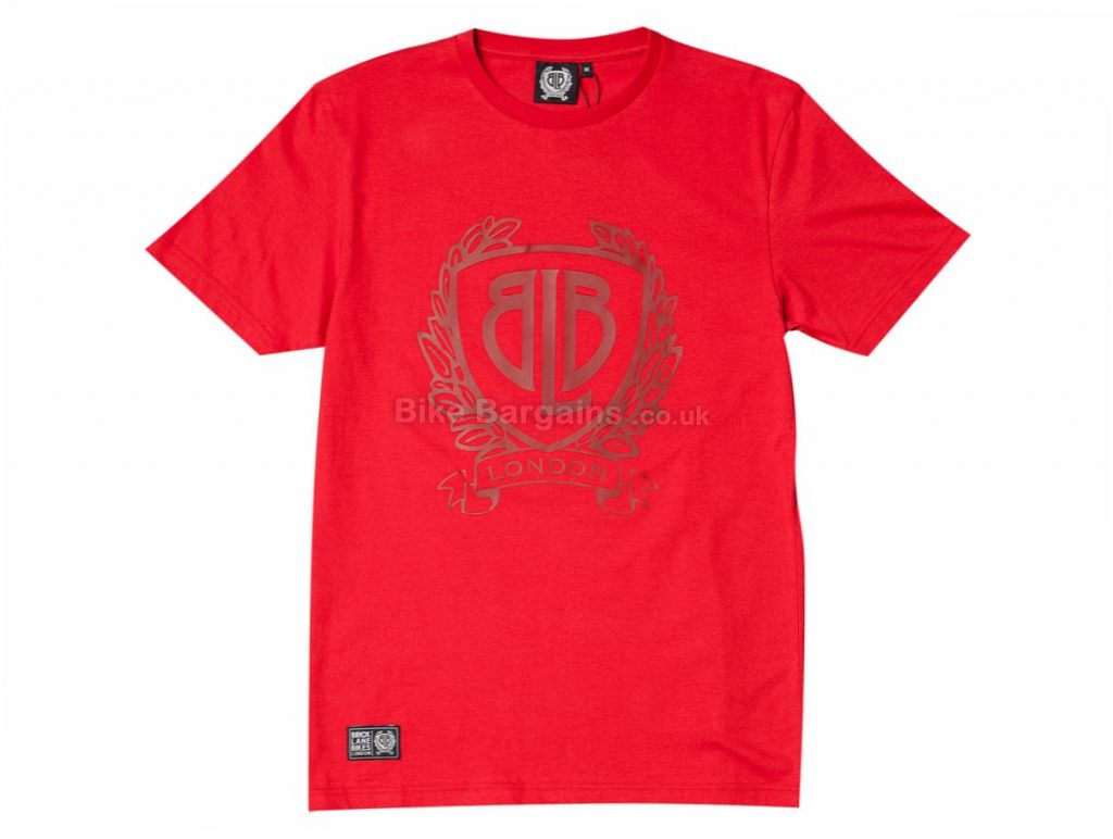 BLB Tonal Casual T-Shirt L, Red
