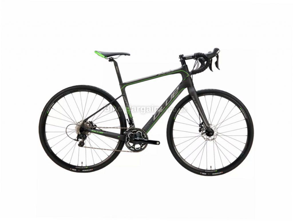 Blue Prosecco SP 105 Disc Carbon Gravel Cyclocross Bike 2018 51cm, Grey, 700c, Carbon, 11 Speed