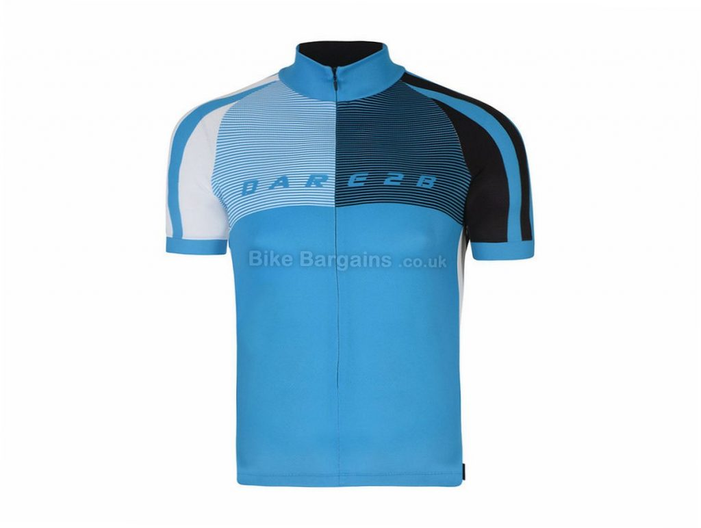 Dare 2b AEP Chase Out Short Sleeve Jersey S,M,L,XL, Blue