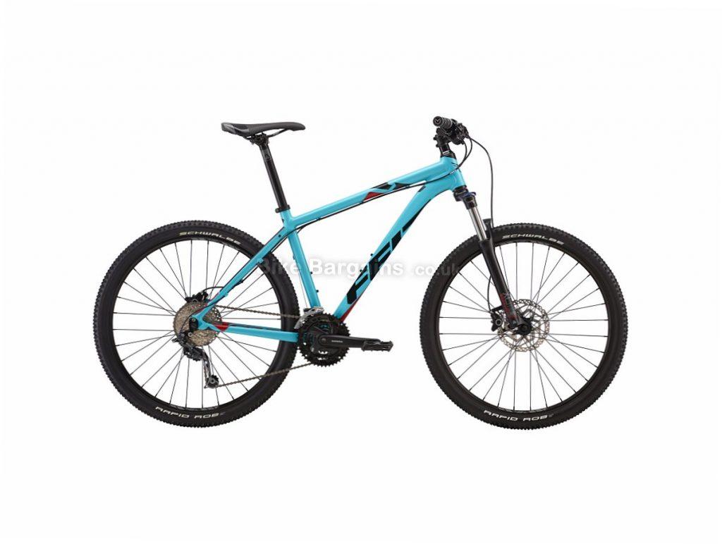 """Felt 7 Sixty 27.5"""" Acera Alloy Hardtail Mountain Bike 2017 20"""" , Blue, 27.5"""", Alloy, 9 speed, 13.37kg"""