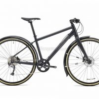 Genesis Skyline 10 City Disc Acera Alloy Hybrid City Bike 2018