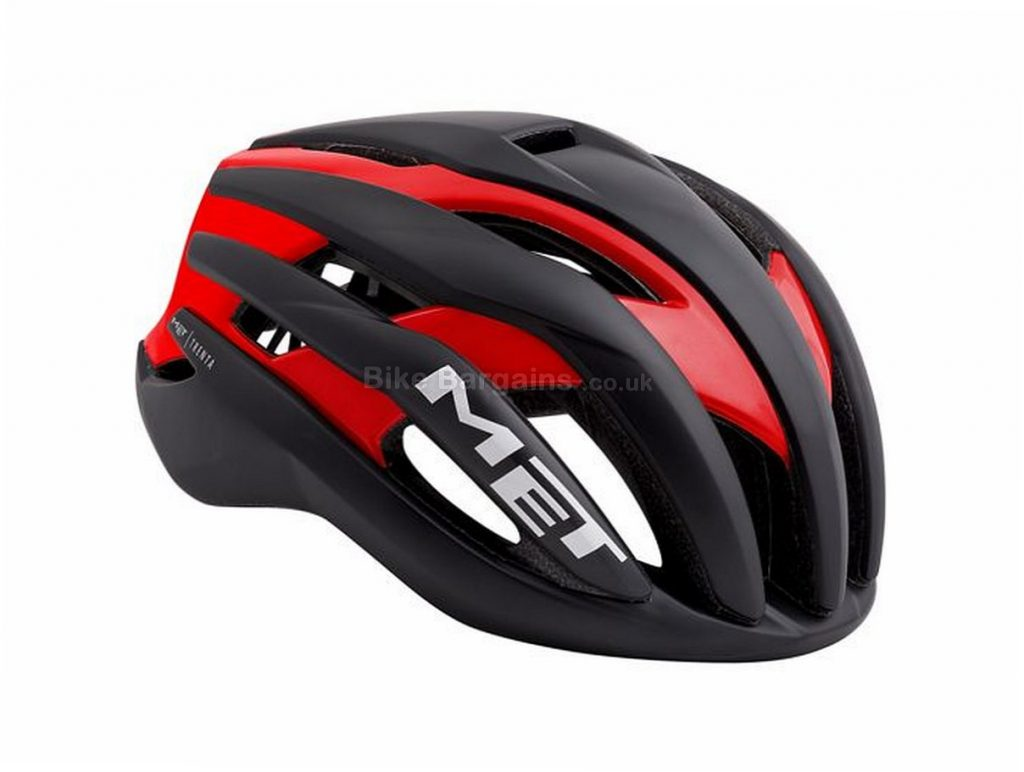 MET Trenta Road Helmet 2018 S,M,L, Black, Green, Red, White, Yellow, 230g, 19 vents