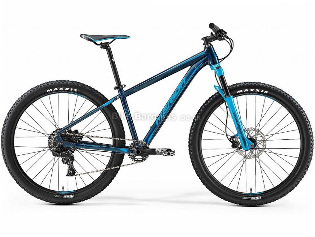 "Merida Big Seven 600 27.5"" NX Alloy Hardtail Mountain Bike 2017 15"",17"",20"", Blue, 27.5"", Alloy, 11 Speed"