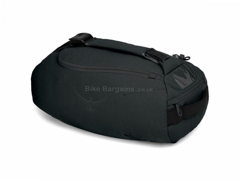 Osprey Trillium 45 Litres Duffel Bag Black, Grey, 45 Litres