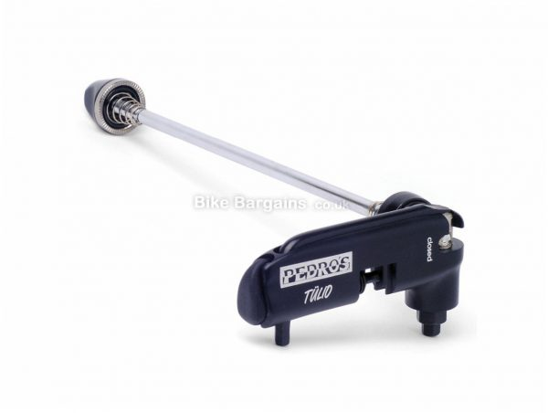 Pedros Tulio Quick Release Rear Skewer Multi-Tool 130mm, Black, 8 Functions,  99g