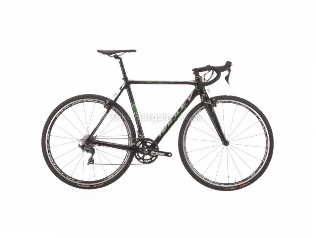 Ridley X Night Ultegra Carbon Cyclocross Bike 2017 52cm - scratched - Black, Red, 700c, Carbon, 11 Speed
