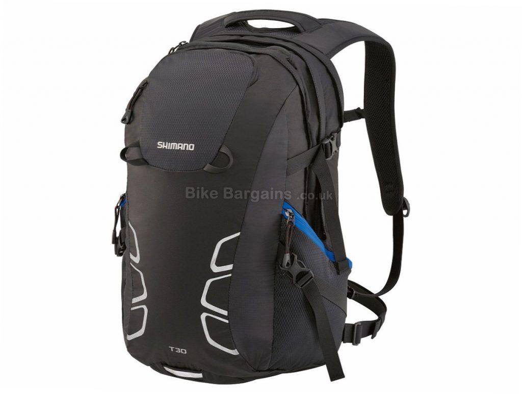 Shimano Tsukinist 20 Litre Commuter Backpack Black, 20 Litres, 860g