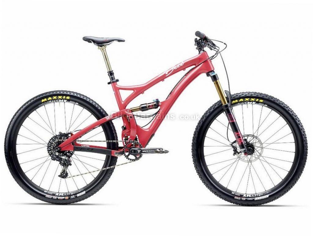 """Yeti Beti SB5c Ladies 27.5"""" X0 Carbon Full Suspension Mountain Bike 2016 M, Pink, 27.5"""", Carbon, 11 Speed"""