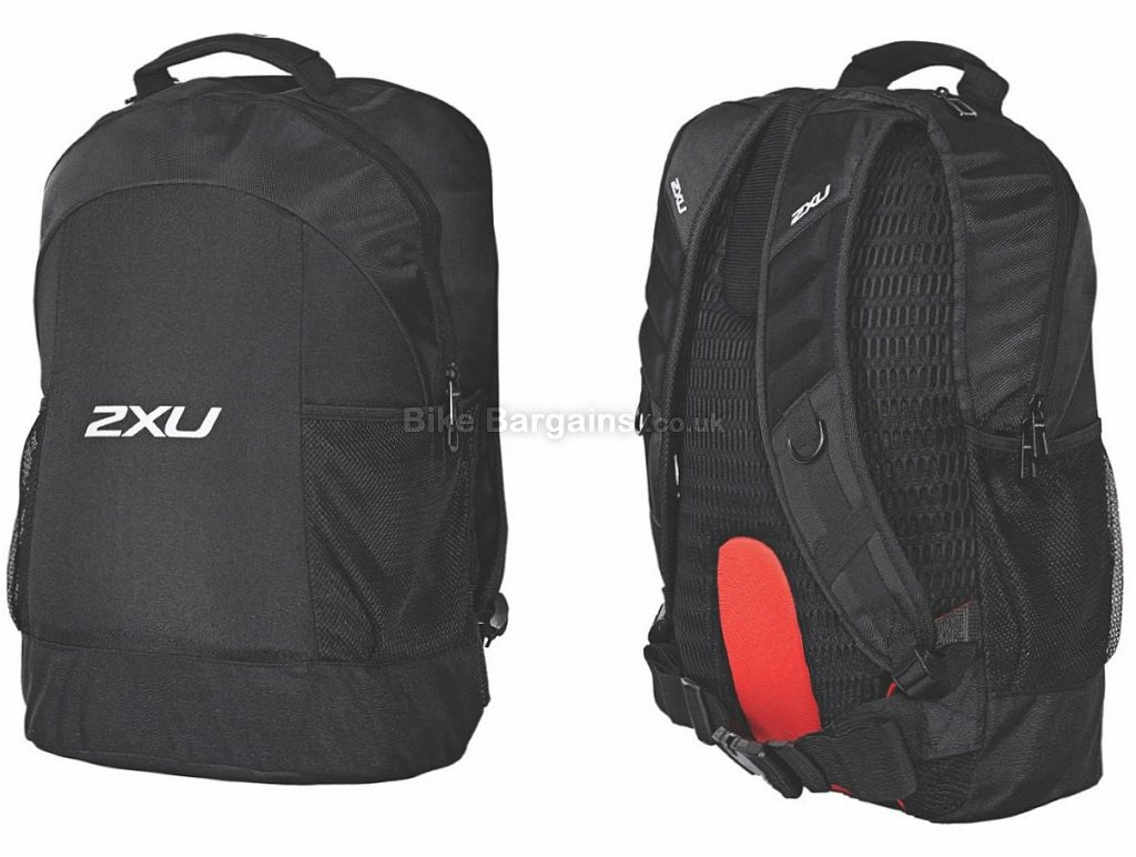 2XU Speed Backpack Black