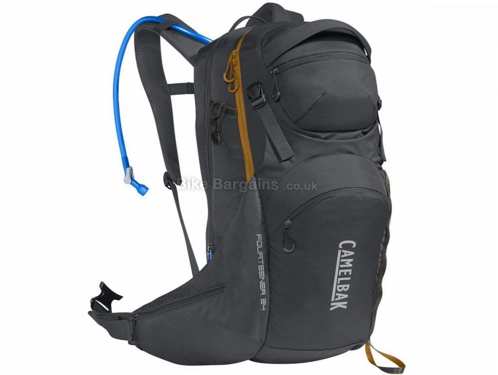 Camelbak Fourteener 24 3 Litre Hydration Pack 2018 Blue, Orange, 24 Litres, 3 Litres Bladder, 1.2kg