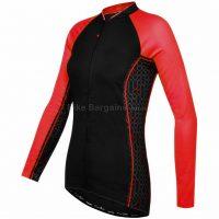 Funkier Atheni Ladies Long Sleeve Jersey 2016