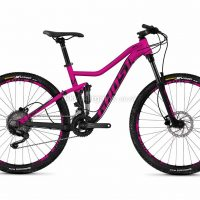 Ghost Lanao 2.7 Ladies Deore 27.5″ Alloy Full Suspension Mountain Bike 2018