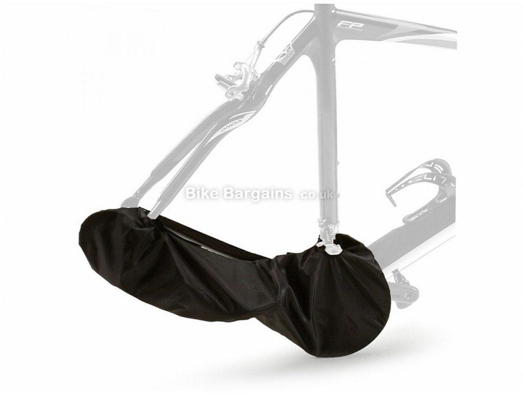 Scicon Gear Bike Drivetrain Cover Bag Black, 60cm, 25cm, 42g