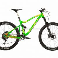 Wilier 903TRB XT 27.5″ Alloy Full Suspension Mountain Bike 2018