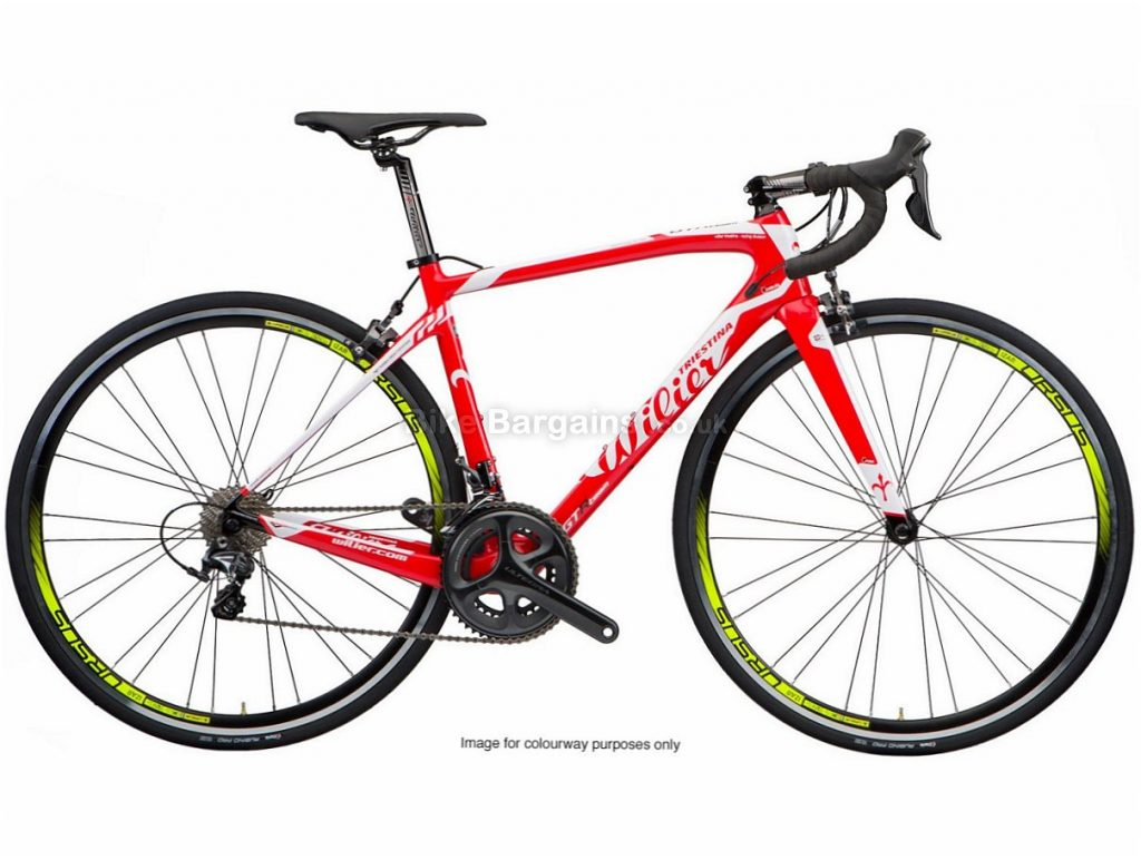 c3d4c01fdfb Wilier GTR Team 105 Carbon Road Bike 2018 was sold for £1100! (50cm ...