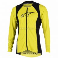 Alpinestars Drop 2 Full Zip Long Sleeve Jersey 2017